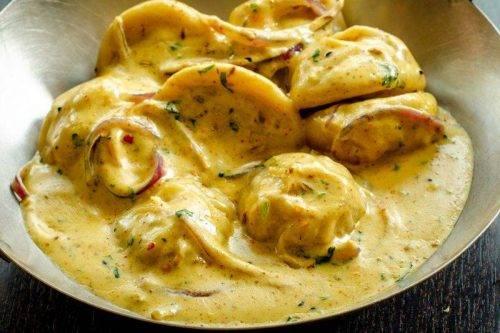 Chef's Special Momos - Malai Masala Momo (Veg/Chicken/Beef) -Himalayan Kitchen