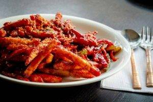 Appetizers - Chilli Fries - Himalayan Kitchen