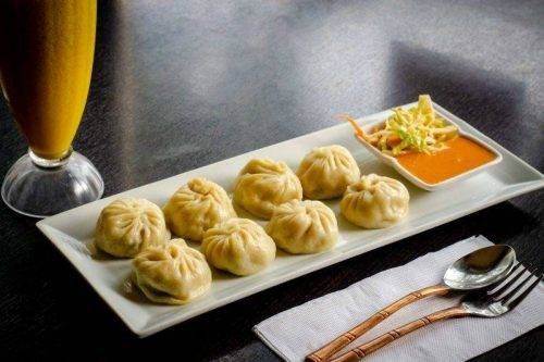 Himalayan Momos - Steamed Momo (Veg/Chicken/Beef) - Himalayan Kitchen
