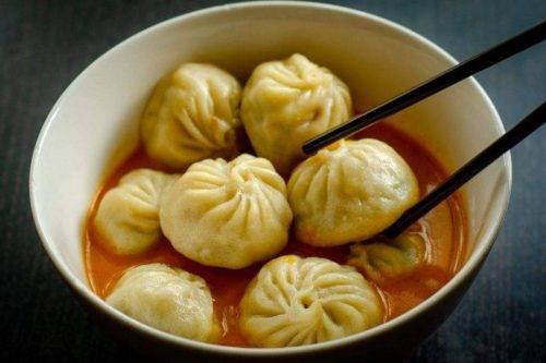 Himalayan Momos - Jhol Momo (Veg./Chicken/Beef) - Himalayan Kitchen
