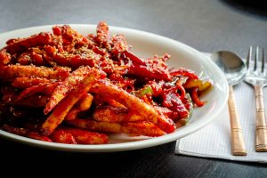 Chilli Fries - Himalayan Kitchen