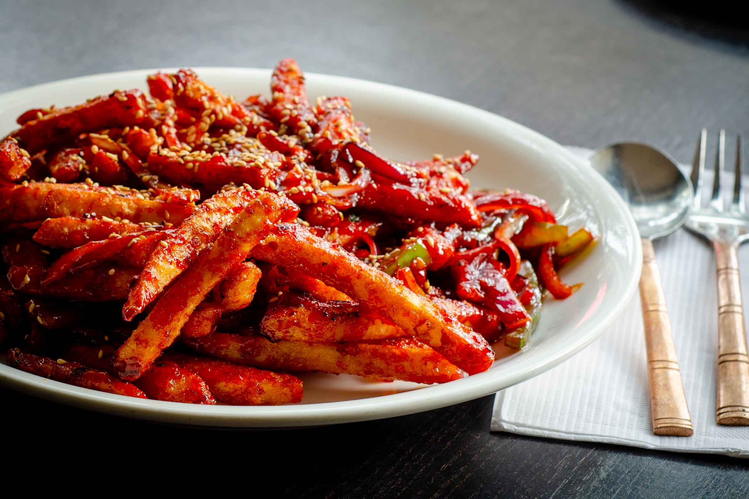 Appetizers – Chilli Fries
