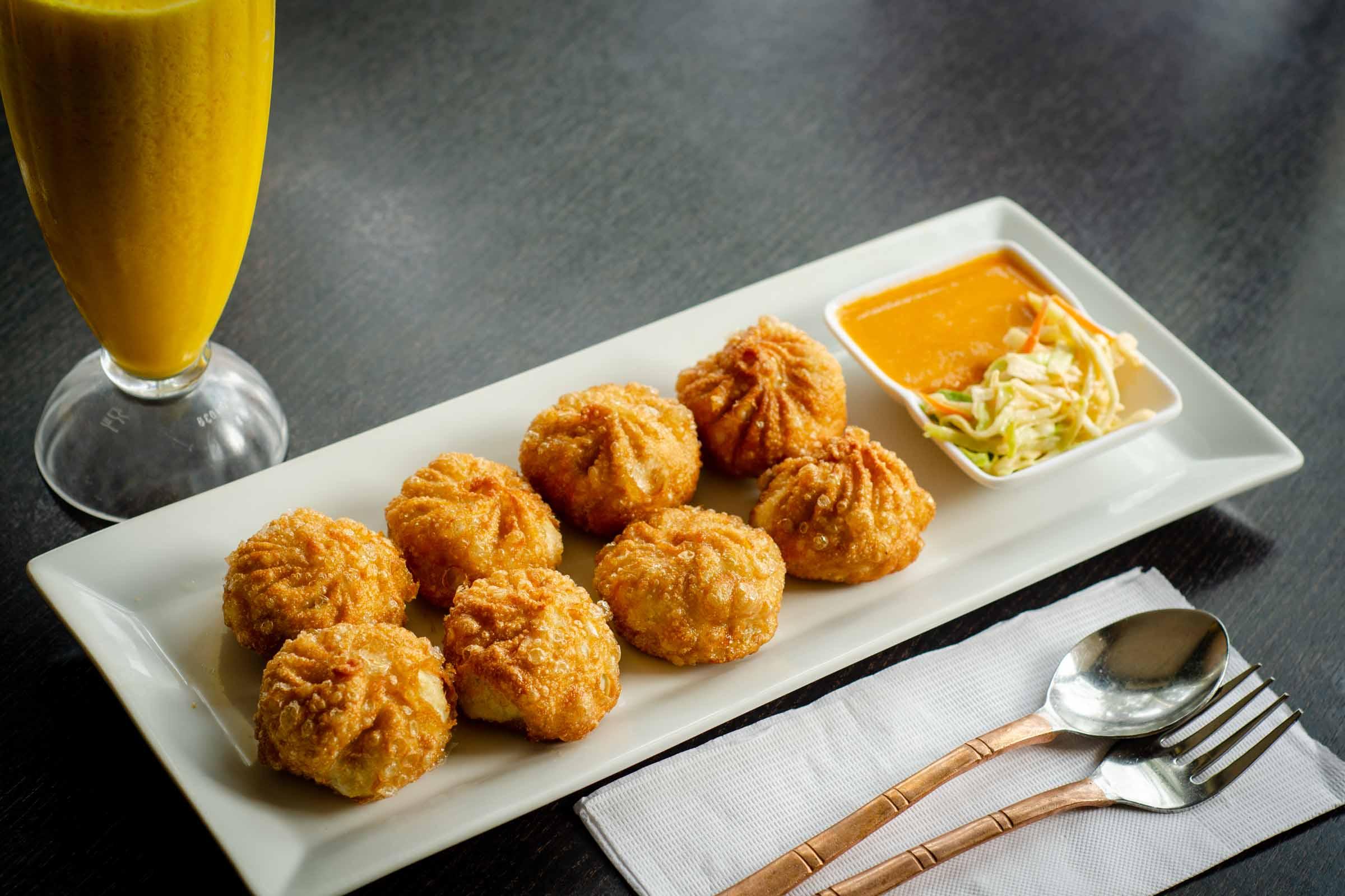 Fried Momo - Himalayan Kitchen