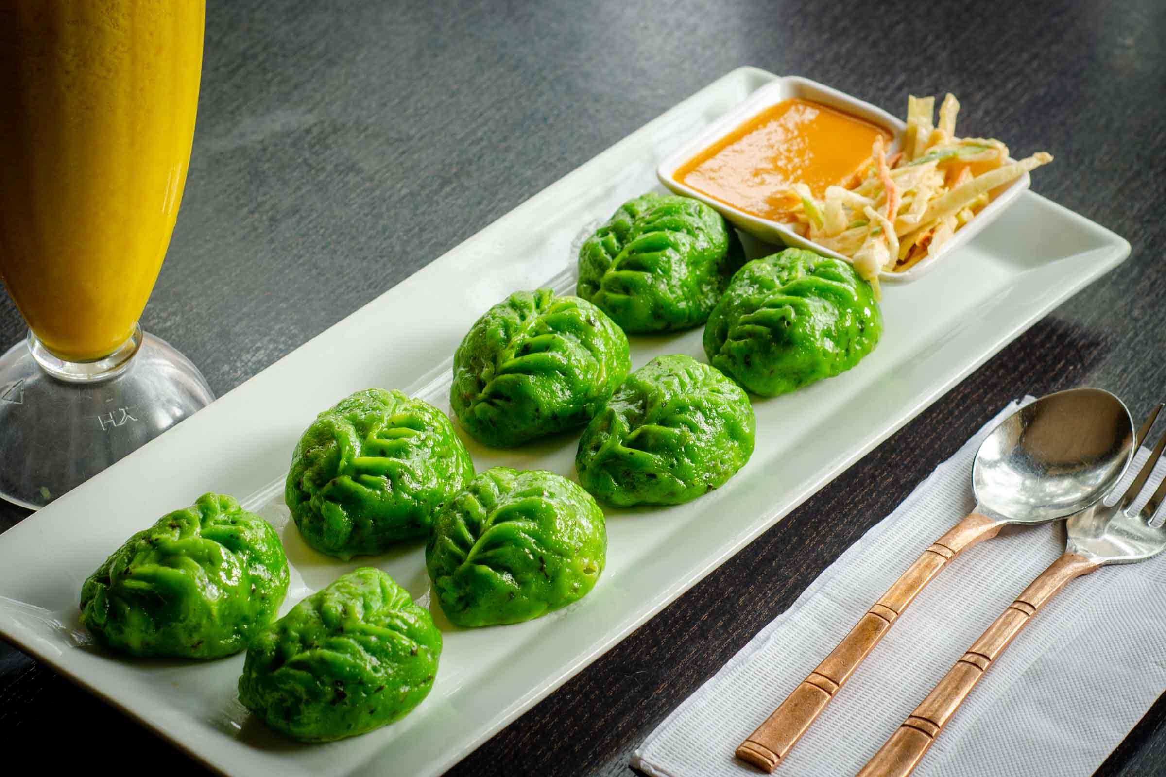 Green Momo - Himalayan Kitchen